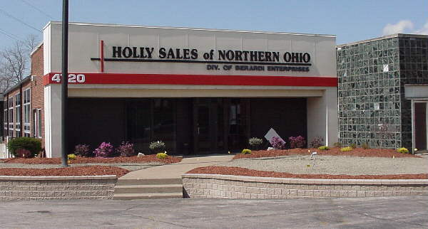 Holly Sales of Northern Ohio